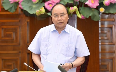 Thủ tướng Nguyễn Xuân Phúc làm việc với lãnh đạo tỉnh Lạng Sơn - ảnh 1