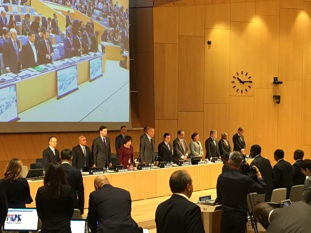 Lãnh đạo các nước gửi điện chia buồn tới lãnh đạo Đảng, Nhà nước, Chính phủ, nhân dân Việt Nam và gia quyến Chủ tịch nước Trần Đại Quang - ảnh 1