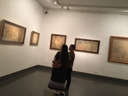 """Triển lãm """"Sắc Dó 2018"""" – Cảm xúc đẹp giữa trời thu Hà Nội - ảnh 1"""