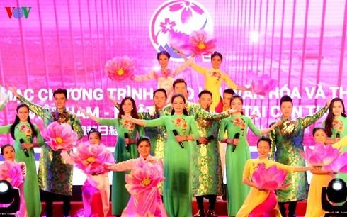 Khai mạc Chương trình giao lưu văn hóa, thương mại Việt Nam - Nhật Bản lần thứ IV - ảnh 2