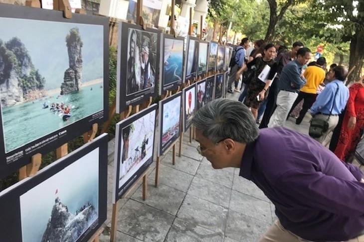 Triển lãm 107 hình ảnh đẹp về di sản Việt Nam - ảnh 1