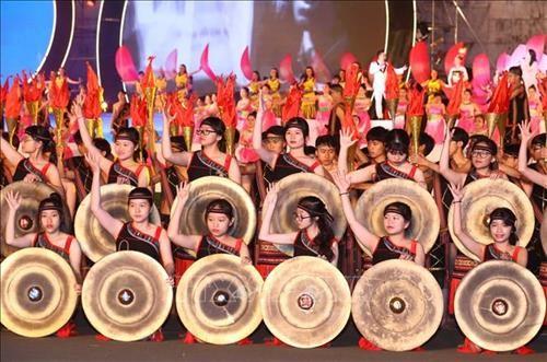 Các hoạt động của Festival văn hóa cồng chiêng Tây Nguyên 2018 - ảnh 1