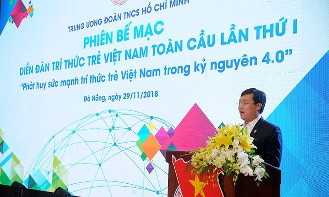 Kết nối trí thức trẻ người Việt toàn cầu vì sự phát triển - ảnh 1