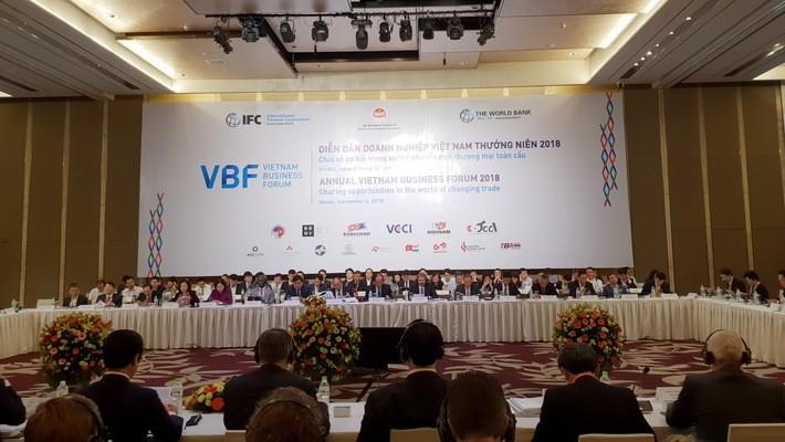 Chia sẻ cơ hội trong xu thế chuyển dịch thương mại toàn cầu - ảnh 1