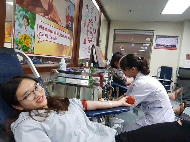 Lễ hội Xuân hồng dự kiến thu được hơn 6000 đơn vị máu - ảnh 1