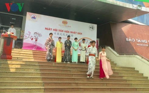 """""""Ngày hội văn hóa Nhật Bản"""" tại Đà Nẵng - ảnh 1"""