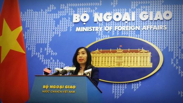 Việt Nam đang tiếp tục cải cách pháp luật  - ảnh 1