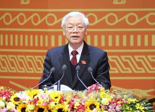 Xuất bản cuốn sách của Tổng Bí thư, Chủ tịch nước Nguyễn Phú Trọng về quyết tâm ngăn chặn và đẩy lùi tham nhũng - ảnh 1