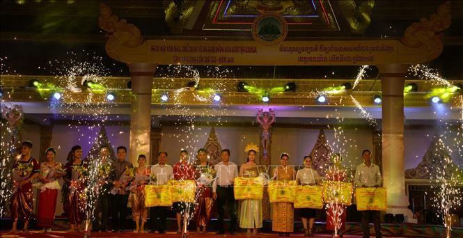 Khai mạc Ngày hội Văn hóa, Thể thao và Du lịch đồng bào dân tộc Khmer tỉnh An Giang lần thứ XII - ảnh 1