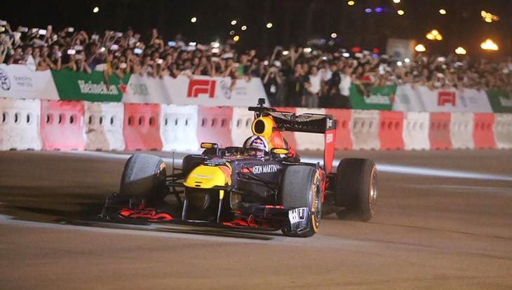 Hà Nội tổ chức sự kiện Khởi động Formula 1 Việt Nam Grand Prix 2020 - ảnh 1