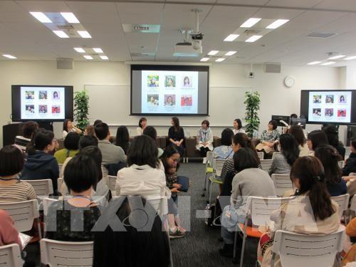 Các bạn trẻ Việt Nam chia sẻ kinh nghiệm sống ở Nhật Bản - ảnh 1