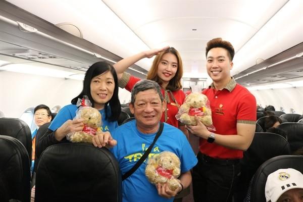 Vietjet mở đường bay Phú Quốc (Việt Nam) - Hongkong (Trung Quốc) - ảnh 1