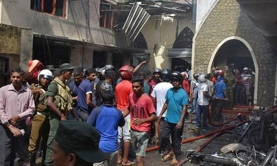 Việt Nam chia buồn về các vụ đánh bom tại Sri Lanka làm nhiều người chết  - ảnh 1