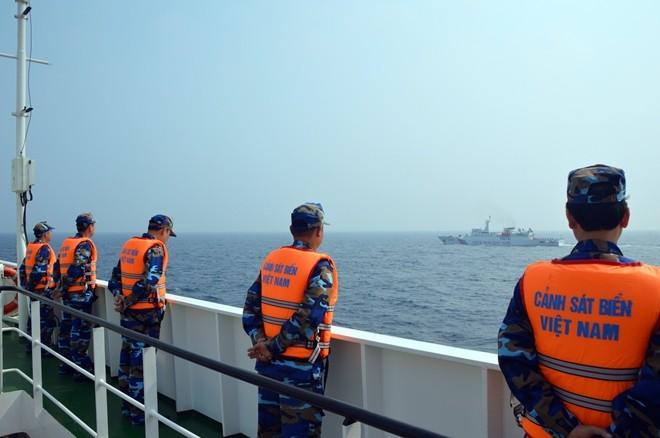 Việt Nam - Trung Quốc đàm phán về vùng biển ngoài cửa Vịnh Bắc Bộ và hợp tác cùng phát triển trên biển - ảnh 1