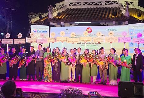 Sôi nổi tại Không gian văn hóa ẩm thực thuần Việt  - ảnh 2