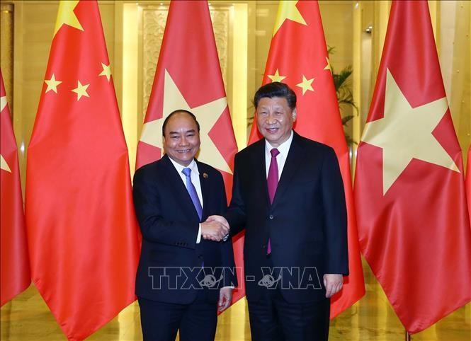 Thủ tướng Nguyễn Xuân Phúc kết thúc tốt đẹp chuyến đi Trung Quốc - ảnh 1