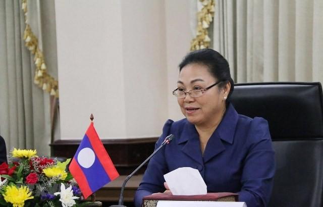 Lào đánh giá cao những đóng góp tích cực của cộng đồng người Việt Nam - ảnh 1