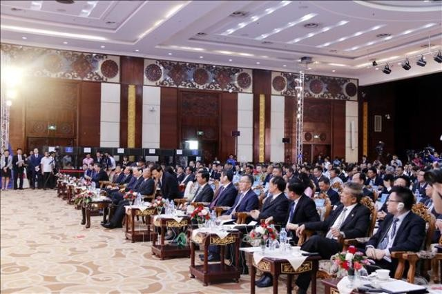 Các nước Mekong - Lan Thương thảo luận về phát triển hợp tác  - ảnh 1