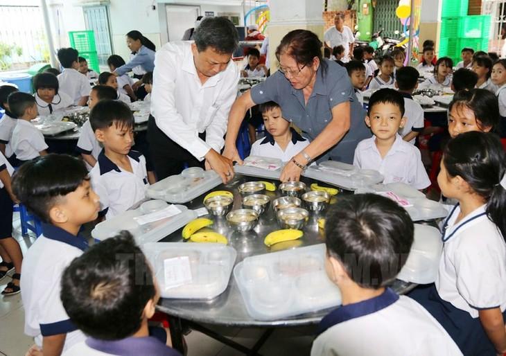Ra mắt gói dịch vụ hỗ trợ phòng ngừa, giảm thiểu lao động trẻ em - ảnh 1