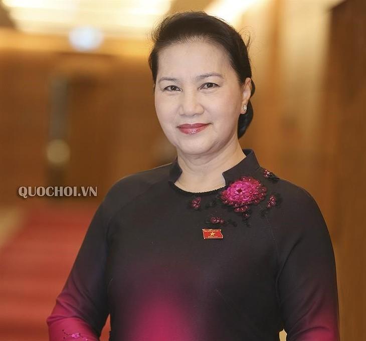 ประธานสภาแห่งชาติเวียดนามจะเดินทางไปเยือนประเทศจีน - ảnh 1