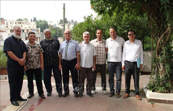 Võ cổ truyền đóng góp vào quan hệ gắn bó Việt Nam - Algeria  - ảnh 1