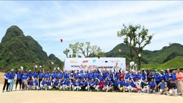 Kết thúc Giải Golf Caddies Championship khu vực miền Bắc - ảnh 1
