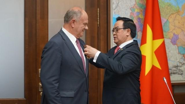 Việt Nam là đối tác ưu tiên hàng đầu của Nga tại khu vực Đông Nam Á - ảnh 1