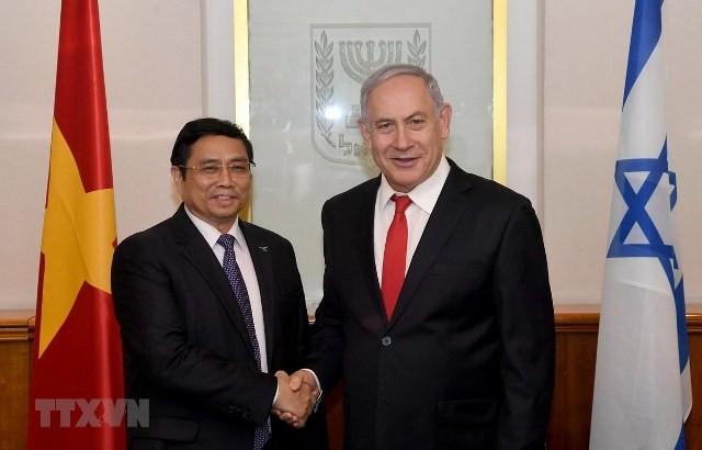 Trưởng Ban Tổ chức Trung ương Phạm Minh Chính thăm và làm việc tại Israel  - ảnh 1
