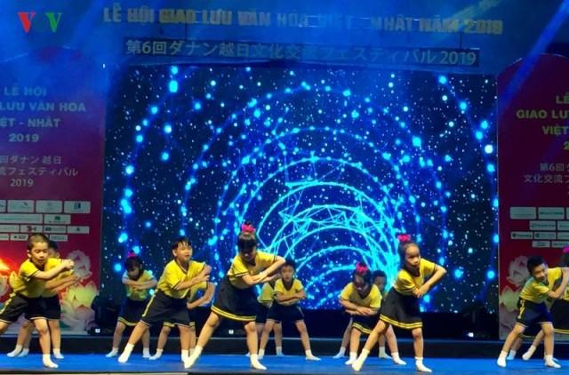 Nhiều hoạt động trong Lễ hội giao lưu văn hóa Việt – Nhật tại Đà Nẵng - ảnh 1
