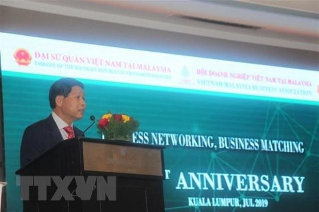 Việt Nam và Malaysia nỗ lực tăng kim ngạch thương mại - ảnh 1