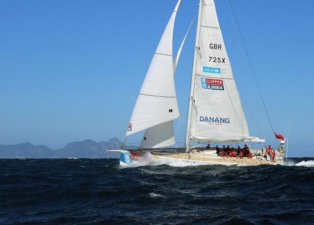 Quảng Ninh đăng cai điểm đến trong cuộc đua Thuyền buồm vòng quanh Thế giới  - ảnh 1