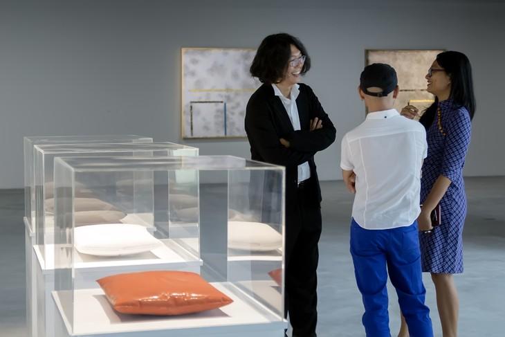 Ra mắt Trung tâm Nghệ thuật Đương đại VCCA lớn nhất Việt Nam - ảnh 4