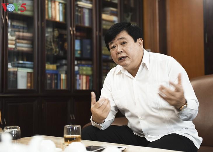 Radio trực canh - mang Tiếng nói Việt Nam đến với ngư dân - ảnh 1
