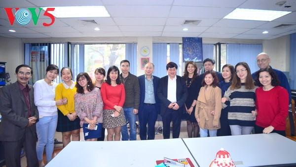 Phát thanh đối ngoại lớn mạnh cùng Đài Tiếng nói Việt Nam - ảnh 6