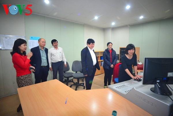 Phát thanh đối ngoại lớn mạnh cùng Đài Tiếng nói Việt Nam - ảnh 7
