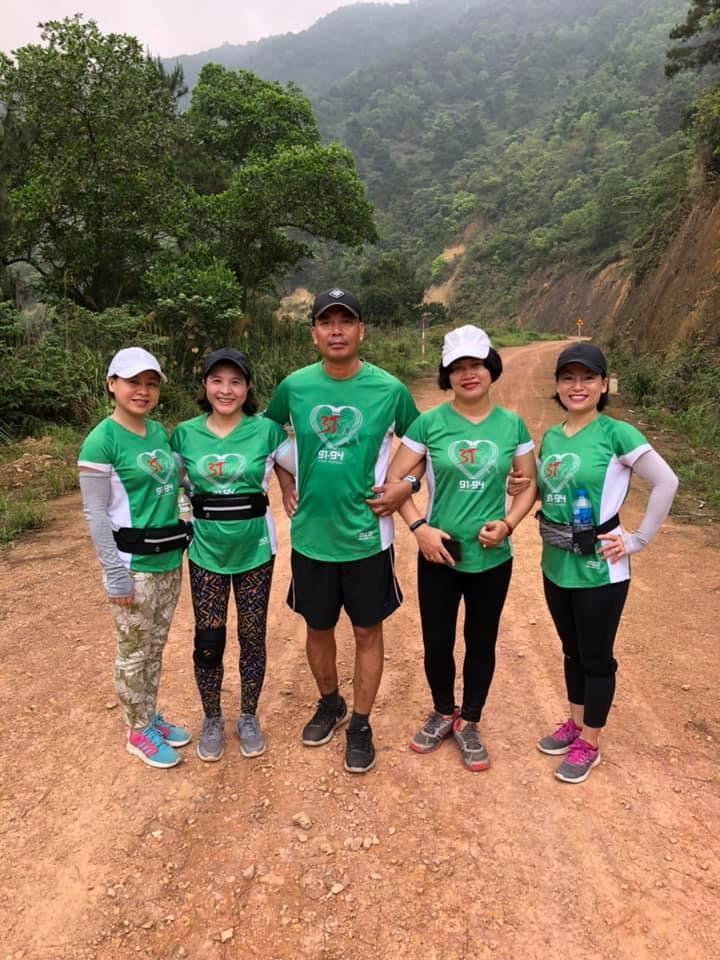 Chạy để cùng nhau sống vui khỏe và nhân lên sức mạnh tương ái - ảnh 10