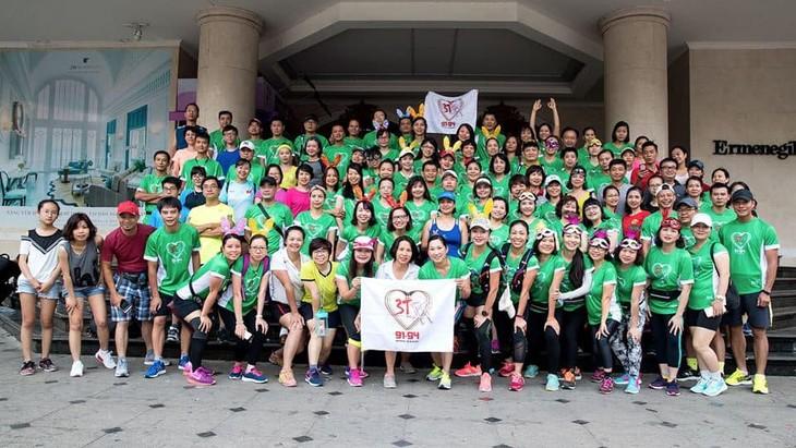 Chạy để cùng nhau sống vui khỏe và nhân lên sức mạnh tương ái - ảnh 3