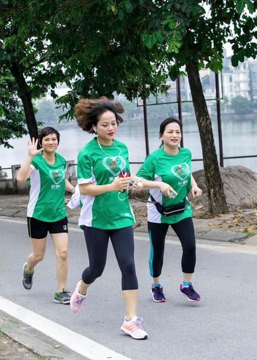 Chạy để cùng nhau sống vui khỏe và nhân lên sức mạnh tương ái - ảnh 6