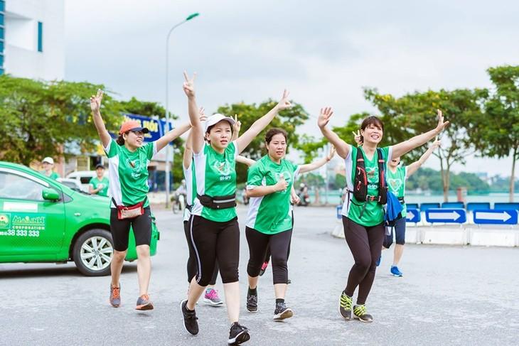 Chạy để cùng nhau sống vui khỏe và nhân lên sức mạnh tương ái - ảnh 9