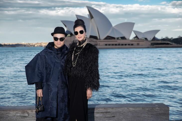H'Hen Niê nổi bật trong show diễn của NTK Đỗ Mạnh Cường ở Sydney - ảnh 11