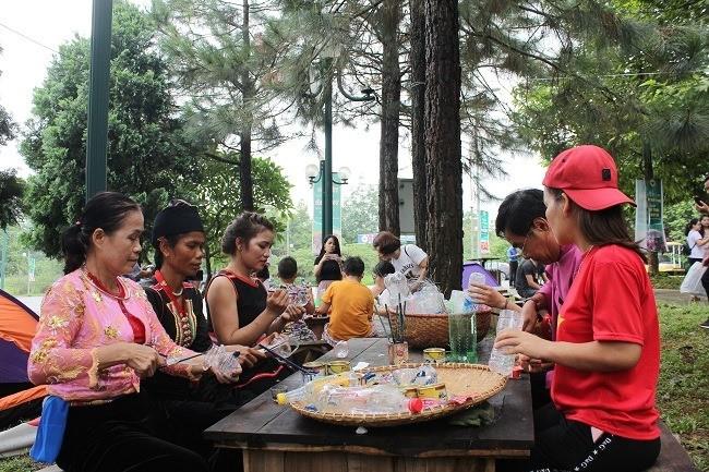 Thiếu nhi Việt Nam hành động chống rác thải nhựa - ảnh 6
