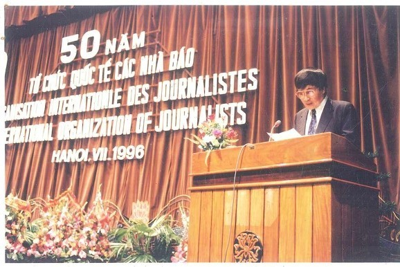 Nhà báo Trần Mai Hạnh và hơn nửa thế kỷ cày ải trên cánh đồng chữ nghĩa - ảnh 10