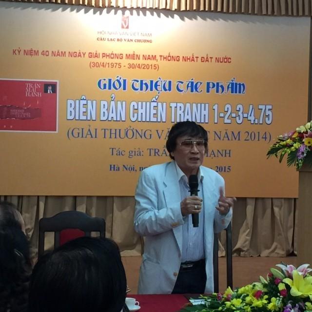 Nhà báo Trần Mai Hạnh và hơn nửa thế kỷ cày ải trên cánh đồng chữ nghĩa - ảnh 13