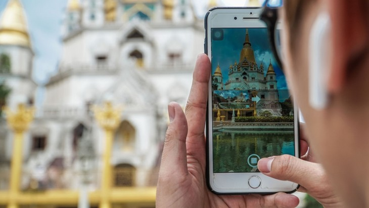 Chùa Việt vào top 10 ngôi chùa đẹp nhất thế giới: Chùa Bửu Long thêm hút khách - ảnh 14