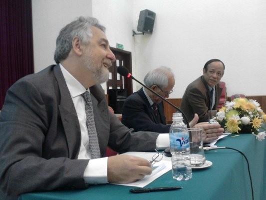Argentina agradece apoyo vietnamita sobre islas Malvinas - ảnh 1