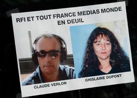 Francia condena el asesinato de dos periodistas nacionales en Malí - ảnh 1