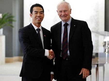Vietnam y Canadá abogan por renovar relaciones bilaterales - ảnh 1