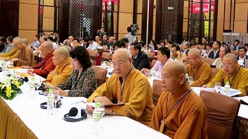 Destacan papel de Budismo en integración cultural de Vietnam con el mundo - ảnh 1