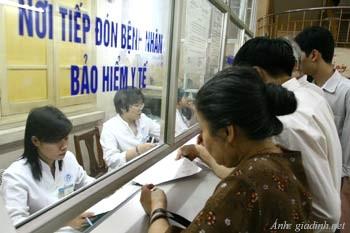 Vietnam impulsa política y ley sobre seguro sanitario - ảnh 1