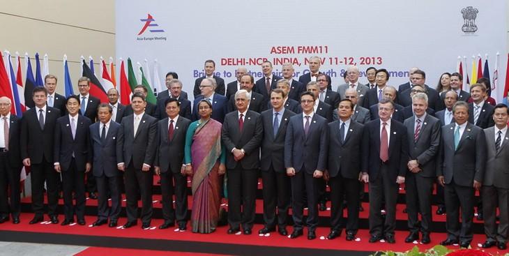 Vietnam en Conferencia de ministros de relaciones exteriores de ASEM - ảnh 1
